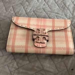 Tory Burch Spring 2019 wallet / phone case.